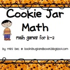 Cookies in the Cookie Jar Math Activities
