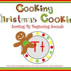 Cooking Christmas Cookies