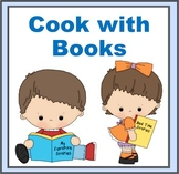 Cooking Theme Unit-Young Readers Cook with Books