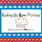 Cooking Up Some Fractions (Fraction Matching Game) Common