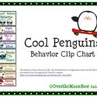 Cool Penguin Behavior Clip Chart