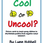 Cool or Uncool? Picture Cards