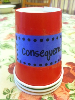 Cooperative Learning Cup Labels (Management Technique)