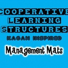 Cooperative Learning Group Table Mats and More Pack
