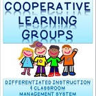 Cooperative Learning Groups Differentiated Instruction Cla