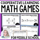 Cooperative Learning Math Games