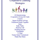 Cooperative Learning Strategies, Ideas and Suggestions