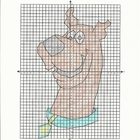 Coordinate Graphing Mystery Picture [Scooby Doo]