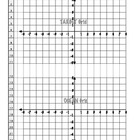 Coordinate Grid Battleship (4 Quadrant)