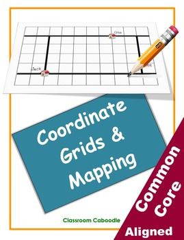 Coordinate Grids and Mapping