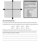 Coordinate Plane: Graphing Ordered Pairs Formative Assessment