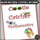 Cootie Catcher Mathematics