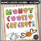 Cootie Catcher Money - US Coin Version