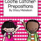 Cootie Catcher - Prepositional Phrases