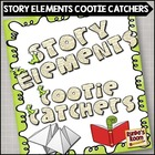 Cootie Catcher Story Elements