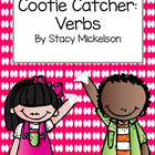 Cootie Catcher - Verbs