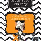 Cootie Catchers Math Fact Fluency Multiplication Kit