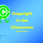 Copyright PowerPoint Presentation for Teachers and High School