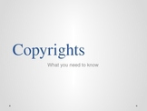 Copyrights: What You Need to Know
