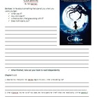 Coraline Reading and Study Guide With Chapter Questions