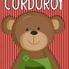 Corduroy Booktivities