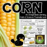 Corn {An Integrated Literacy, Math, and Science Unit}