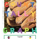 Count, Tally &amp; Graph --- baseball {CC aligned}