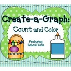 Count and Color: Graphing School Tools