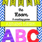 Count the Room:  Alphabet Edition