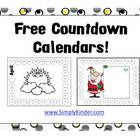 Countdown Calendars
