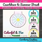 Countdown to Summer Learning Bulletin Board and Shapebook Set