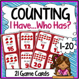 Counting 1-20 I Have, Who Has Games