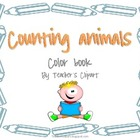 Counting Animals Color book