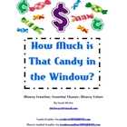Counting Money & Making Change: How Much is that Candy?