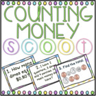 Counting Money SCOOT! (task cards/review game)