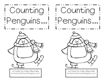 Counting Penguins... Emerging Reader