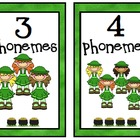Counting Phonemes {Lucky Leprechauns}
