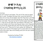 Counting Pirate Booty Games