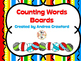 Counting Words Boards