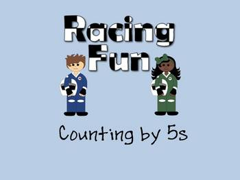 Counting by 5s PowerPoint Interactive Game/Activity