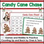 Counting on the Hundred Chart: Candy Cane Chase