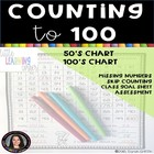 Counting to 100 - 100's Chart number awareness, assessment