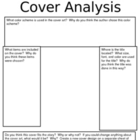 Cover Analysis for ANY book!