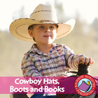 Cowboy Hats, Boots and Books
