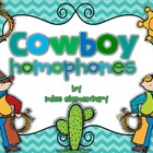 Cowboy Homophones