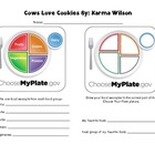 Cows Love Cookies Nutrition Lesson-kindergarten