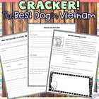 Cracker! The Best Dog in Vietnam Literature Unit