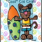 Craft Freebie...One Cool Cat!