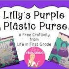 Craft Patterns for Lilly&#039;s Purple Plastic Purse