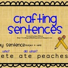 Crafting Sentences